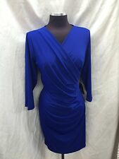 Adrianna Papell Dress /ROYAL NEW WITH TAG/SIZE 24W/RETAIL$160/LENGTH 42'