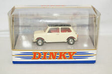 "Dinky Collection DY-21  MINI COOPER ""S"" 1964 creme 1:43  Matchbox"