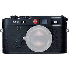 Brand New Unused Leica M7 Rangefinder Film Camera Black 0.85 x