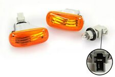 02-06 Acura RSX DC5 Type R JDM Style Amber Side Marker Lights PAIR