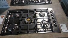 "QB36500X-Bertazzoni 36"" Professional Series Stainless Steel Gas Cooktop DISPLAY"