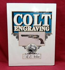 Colt Engraving by RL Wilson, 1982 Edition