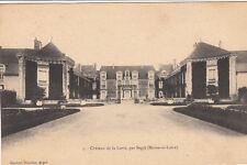 SEGRE 5 château de la lorie