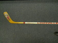 Steve Yzerman Autographed 1990-91 Louisville TPS Commemorative Hockey Stick