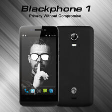 BNIB Blackphone BP1-16GB 3G Factory Unlocked Smartphone Silent Circle Private Os