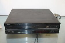 New listing Denon Dcm-340, 5 Disc Automatic Disc System Cd Player, Tested Without Remote