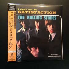 "(I Can't Get No) Satisfaction by The Rolling Stones (SHM-CD, 7"" Sleeve, Japan)"