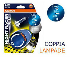 COPPIA H7 OSRAM NIGHT RACER 64210NRP