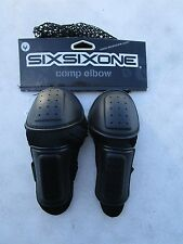 SIX SIX ONE kids youth peewee ELBOW guards