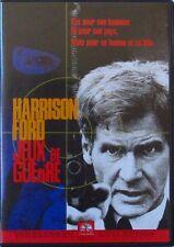 DVD JEUX DE GUERRE - Harrison FORD / Anne ARCHER / Patrick BERGIN