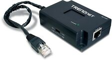 TRENDnet POE TPE-112GS Gigabit Power over Ethernet (PoE) Splitter up to 328 Feet