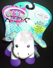 Webkinz Web Kinz Rockerz Peace Love Moosic Cow New w Sealed Tag NWT FREE SHIP!