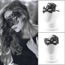 Sexy Lace Eye Mask Venetian Masquerade Ball Halloween Fancy Dress Costume