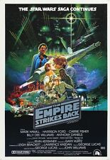 POSTER STAR WARS V 5 THE EMPIRE STRIKES BACK L'IMPERO COLPISCE ANCORA FENER #69
