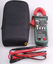 Digital Clamp Meter MASTECH MS2008A AC Current Voltage Resistance Tester
