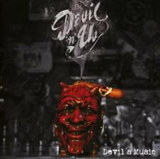 The Devil 'N' us-Devil 's Music CD (mad sin) psychobilly glam punk