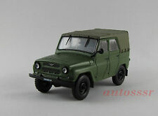 1:43 Russian jeep 4x4 UAZ-469 mag №10 cars USSR