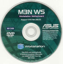 ASUS M3N WS Motherboard Drivers Installation Disk M1389