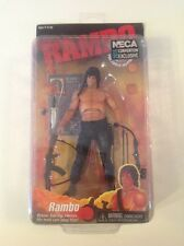 NECA SDCC Exclusive Rambo The Force of Freedom 7in Action Figure Brand New!
