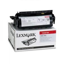 10 Virgin EMPTY Genuine Lexmark T520 T522 Laser Toner Cartridge