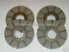 321162R91 121961C91 BRAKE DISCS for FARMALL Super M W6 400 450 1640 1644 503 615