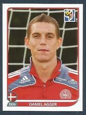PANINI-SOUTH AFRICA 2010 WORLD CUP- #356-DENMARK & LIVERPOOL-DANIEL AGGER