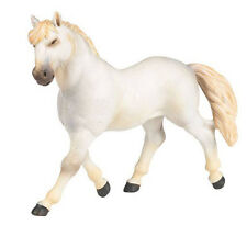 Papo 51048 Light Grey Andalusian Horse Model Replica Figurine Toy Gift - NIP