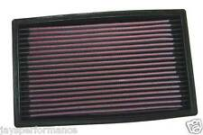 KN AIR FILTER (33-2034) FOR MAZDA 323 C/F/S BG 1.9 1989 - 1994