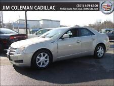 Cadillac: CTS 3.6L V6 AWD