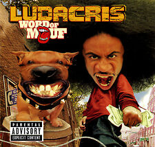 Ludacris WORD OF MOUF (Retail Promo CD, Album) Uncensored (2001)