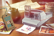 Polaroid Impulse Portrait + Free Impossible Project film + Free Shipping UK