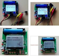 2015 version of inductor-capacitor ESR meter MG328 multifunction Digital Tester