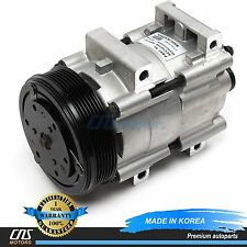 NEW A/C AC Compressor w/ Clutch 58166 FS10 for 03-04 Ford Focus 2.0L DOHC