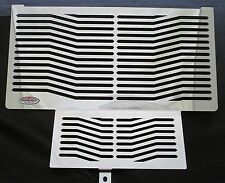 TRIUMPH 955i SPRINT ST BEOWULF RADIATOR & OIL COOLER COVER, GUARD, GRILL TO16ROC