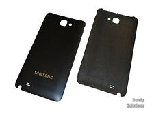 Samsung N7000 I9220 Galaxy Note Akku Cover Akkudeckel Deckel Original Neu black