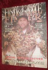 Fish & Game Finders Magazine (August 1998),  English, Back Issue