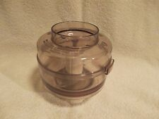 Vintage Oster Kitchen Center 5900 Blender Top Chopper Food Processor Attachment