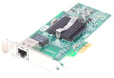 HP NC110T Gigabit Server Adapter Netzwerkkarte PCI-E - 434982-001 - low profile