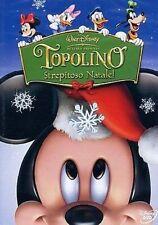 Dvd TOPOLINO STREPITOSO NATALE - (2004) *** Walt Disney *** ....NUOVO