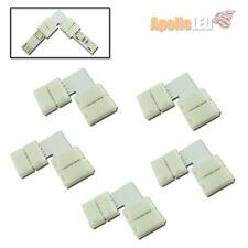 5pcs Right-angle Quick Adapters For RGB Multi-Color 5050-SMD Strip Light AS14