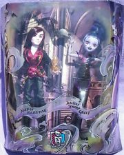 Valentine & Whisp monster high Exclusivité COMIC CON FESTIVAL San Diego 2015
