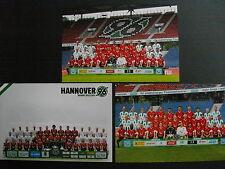 3x Echtfoto DFB Hannover 96 HSV FC Bayern München Hamburger SV SV Werder Bremen