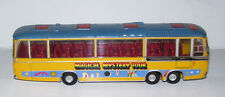Corgi The Beatles Diecast Magical Mystery Tour Bus George Ringo Paul John