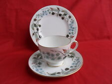 Wedgwood, vintage Spring Morning - Tea Trio (Teacup, Saucer & Teaplate)