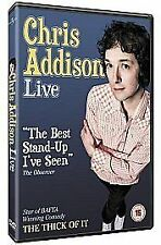 Chris Addison Live (DVD, 2011)