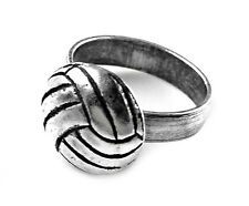 Volleyball Ring - Accessories - Rings - Women's Jewelry - Gift Box