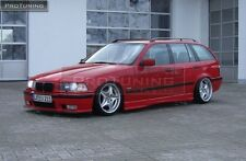 BMW E36 91-98 Saloon Touring Coupe Cabrio Compact M3 look sideskirt tech sport