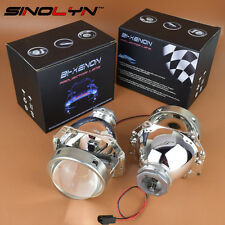 3.0'' Mini HID Bi-Xenon Projector Lens D2S For Car Headlight Retrofit LHD RHD
