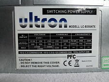 Ultron Switching Power Supply Model-No:LC-B350ATX 350 Watt  ATX PC Netzteil