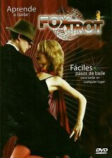 Aprende a bailar ; FOX TROT (DVD) Fullscreen-English Audio-Spanish sub